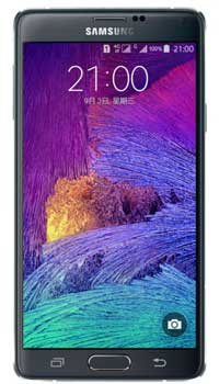 Image of Samsung Galaxy Note 4 Duos Mobile
