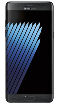 Image of Samsung Galaxy Note 7 Mobile