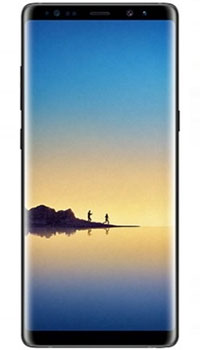 Image of Samsung Galaxy Note 8 Mobile