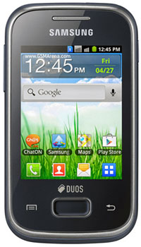 Image of Samsung Galaxy Pocket Duos S5302 Mobile