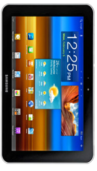 Image of Samsung Galaxy Tab 8.9 4G P7320T Mobile