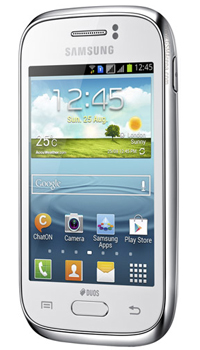 Image of Samsung Galaxy Young DS Mobile