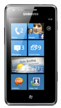 Image of Samsung Omnia M Mobile