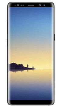 Image of Samsung Note8 Mobile