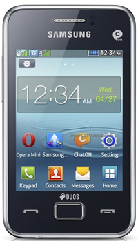 Image of Samsung Rex 80 S5222 Mobile