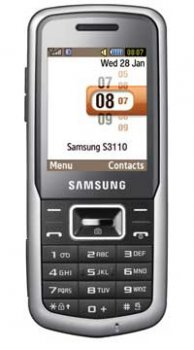 Image of Samsung S3110 Mobile