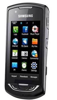Image of Samsung S5620 Monte Mobile