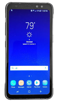 Image of Samsung S8 Active Mobile