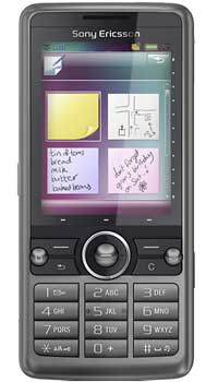 Image of SonyEricsson G700 Business Edition Mobile