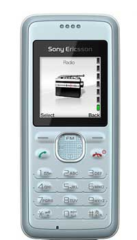 Image of SonyEricsson J132 Mobile