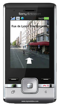 Image of SonyEricsson T715 Mobile