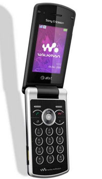 Image of SonyEricsson W518a Mobile