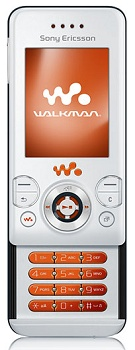 Image of SonyEricsson W580i Mobile