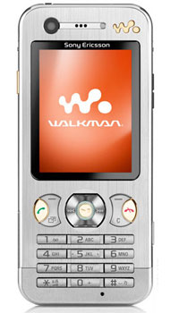 Image of SonyEricsson W890i Mobile
