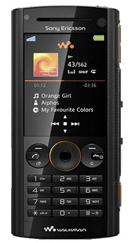 Image of SonyEricsson W902 Mobile