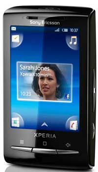 Image of SonyEricsson XPERIA X10 mini Mobile