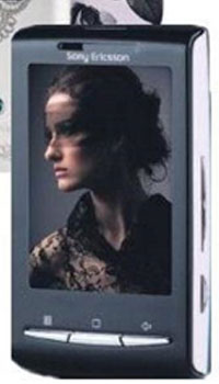 Image of SonyEricsson Xperia X10 Mini Fashion Edition Mobile