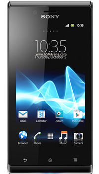 Image of Sony Xperia J Mobile