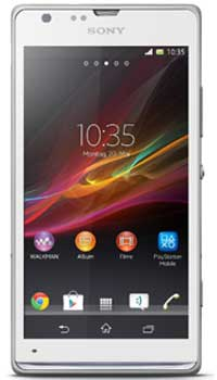 Image of Sony Xperia SP Mobile