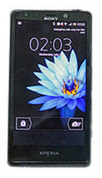 Image of Sony Xperia T Mobile