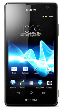 Image of Sony Xperia TX Mobile