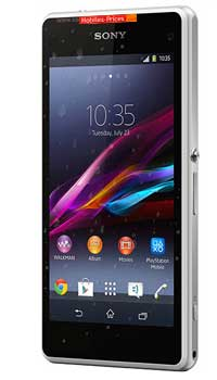 Image of Sony Xperia Z1 Compact Mobile