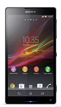 Image of Sony Xperia ZL Mobile