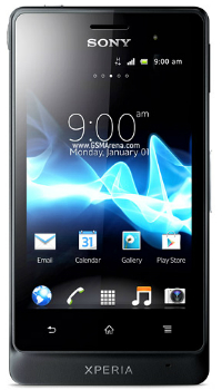 Image of Sony Xperia go Mobile