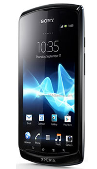 Image of Sony Xperia neo L Mobile