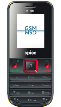 Image of Spice Mobile M4250 Mobile
