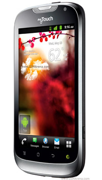 Image of T Mobiles myTouch 2 Mobile