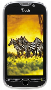 Image of T Mobiles myTouch 4G Mobile