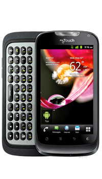 Image of T Mobiles myTouch Q 2 Mobile