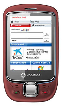 Image of Vodafone Mobiles Indie Mobile