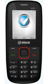 Image of Voice Mobile V210 Mobile