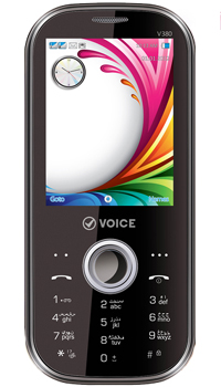 Image of Voice Mobile V380 Mobile