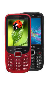 Image of Voice Mobile V610 Mobile