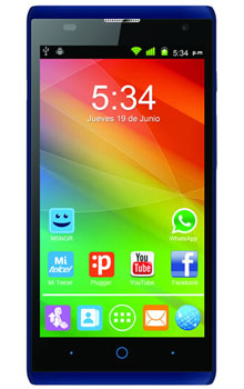 Image of ZTE Mobile Blade G Lux Mobile
