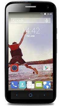 Image of ZTE Mobile Blade Qlux 4G Mobile