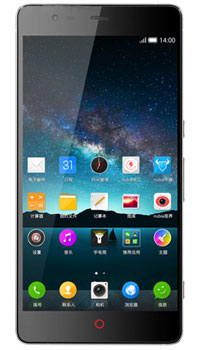 Image of ZTE Mobile Nubia Z7 Mobile