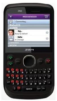 Image of Zen Mobile Z66 Mobile