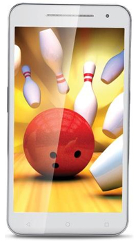 Image of iBall Slide Cuddle A4 Mobile