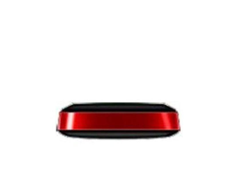 Red And Black Top Side View